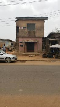 Strategic Block of Building with Office & Store Space, By Casso Bus Stop Off Lagos- Abeokuta Express Way, Abule Egba, Agege, Lagos, Office Space for Sale