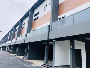 Luxury 4 Bedroom Terrace, Off Kunsela Road, Ikate Elegushi, Lekki, Lagos, Terraced Duplex for Sale