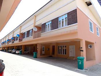 Tastefully Finished 4 Bedroom Terraced Duplex + 24 Hours Light, 2nd Toll Gate, Lekki, Lagos, Terraced Duplex for Sale