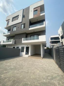 Luxury 5 Bedroom Duplex with Private Elevator and Bq, Banana Island, Ikoyi, Lagos, Semi-detached Duplex for Sale