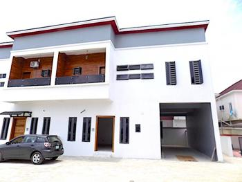 New House. 4 Bedroom Semi Detached Duplex +24 Hours Power, 2nd Toll Gate, Lekki, Lagos, Semi-detached Duplex for Sale