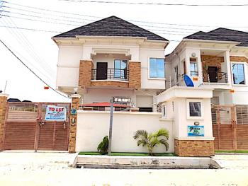 New House Clean 4 Bedroom Fully Detached Duplex with Bq+ Premium Light, 2nd Toll Gate, Lekki, Lagos, Detached Duplex for Rent