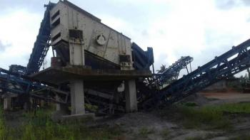 Functional Quarry with Brand New 150 Tonnes Crusher, Abeokuta South, Ogun, Factory for Sale