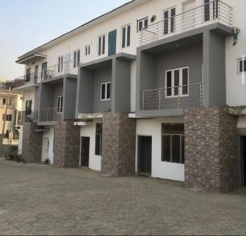 Luxury 5 Bedroom Terrace Duplex, District, Guzape District, Abuja, Terraced Duplex for Sale