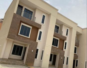 Luxury 5 Bedroom Terrace Duplex, District, Gilmore, Jahi, Abuja, Terraced Duplex for Sale