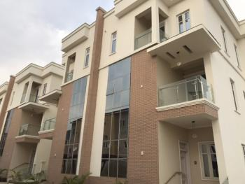 Iconic & Contemporary 4 Units, 5 Bedroom Terrace + Poolside, Off Ahmadu Bello Way, Mabushi, Abuja, Terraced Duplex for Sale