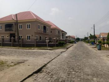 2 Plots of Cornerpiece Land Inside One of The Most Prestigious Estate, Crown Estate, Just Beside  Shoprite Mall, Sangotedo, Ajah, Lagos, Residential Land for Sale