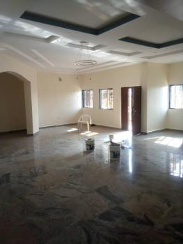 Tastefully Finished and Serviced 3 Bedroom Flat, By Naval Quarters, Jahi, Abuja, Flat for Rent