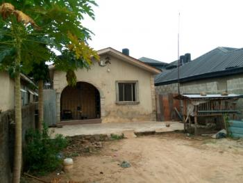 Lovely 2 Bedroom Bungalow on Half Plot, Ile Iwe By Ile Eja Bus Stop, Meiran, Agege, Lagos, Detached Bungalow for Sale