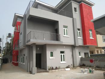 Brand New 4 Bedroom Duplex with a Bq, Phase One, Lekki, Lagos, Semi-detached Duplex for Sale