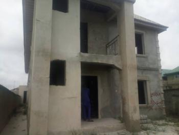 4 Units of 2 Bedroom Duplex., Oribanwa Phase 2, Ibeju Lekki, Lagos, Detached Duplex for Sale