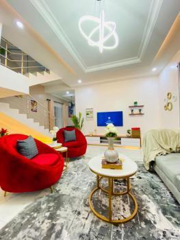 Luxury 3 Bedroom Furniture Duplex, Ikate, Lekki, Lagos, Terraced Duplex Short Let