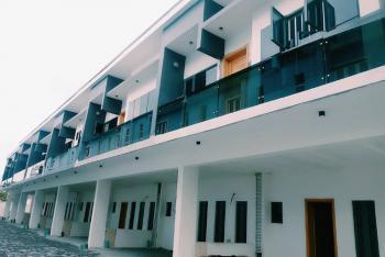 4 Bedroom Terrace Duplex, 2nd Toll Gate, Lekki, Lagos, Terraced Duplex for Rent