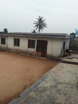 Block of Houses Consisting 2 Bedroom Bungalow and 4 Mini Flat Setback, Abule Onilu, Hotel Bus-stop, By Diamond Estate Phase 3, Igando, Alimosho, Lagos, Detached Bungalow for Sale
