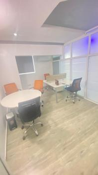 Five Man Workspace ( 24 Hours), 26, Akin Leigh Street, Lekki Phase 1, Lekki, Lagos, Office Space Short Let