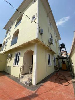 Brand New 4 Bedrooms Duplex, Adekoya Estate, Off College Road, Ogba, Ikeja, Lagos, House for Sale