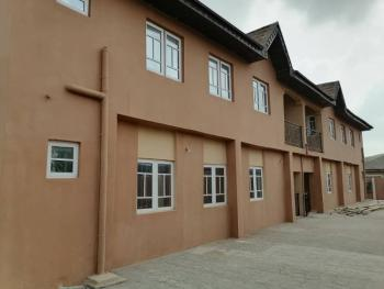 Brand New 4 Units 3 Bedroom Flats, Tollgate Bus-stop, Ado-odo/ota, Ogun, Block of Flats for Sale