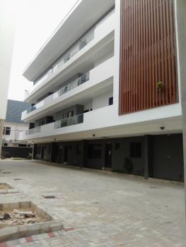 Mansionate 4 Bedrooms Terraced Duplex in Carcass, Ikate, Lekki, Lagos, Terraced Duplex for Sale