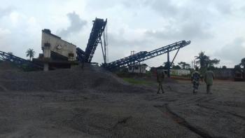 Quarry on 20 Acres of Land, Ogere, Ijebu Ode, Ogun, Factory for Sale