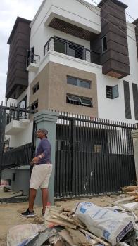 4 Bedroom, Peninsula Garden Estate, Across Skymall, Sangotedo, Ajah, Lagos, Semi-detached Duplex for Sale