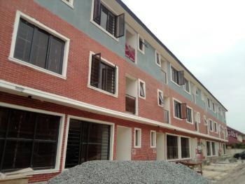Excellent 4 Bedrooms Tarrace, Osapa London, Osapa, Lekki, Lagos, Terraced Duplex for Rent