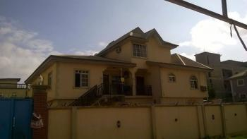 Decent 5 Bedrooms Duplex with Mini Flat Penthouse + 2 Flats + Office, Doland Estate, Akute, Ifo, Ogun, Detached Duplex for Sale