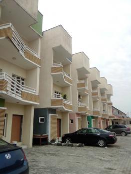 Spacious 4 Bedroom Terrance Duplex, Osapa London, Lekki Phase 1, Lekki, Lagos, Terraced Duplex for Rent
