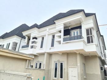 Tastefully Built Four Bedrooms Semi-detached Duplex with Bq, Osapa London, Lekki Phase 1, Lekki, Lagos, Semi-detached Duplex for Sale