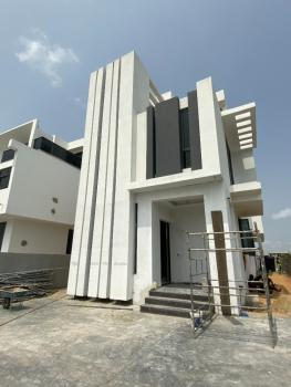 Contemporary 5 Bedroom Detached Duplex with B.q, Pinnock Beach Estate, Apapa, Lagos, Detached Duplex for Sale
