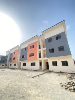 Lovely 4 Bedrooms Terraced Duplex with a Room Bq, Ikate Elegushi, Lekki, Lagos, Terraced Duplex for Sale