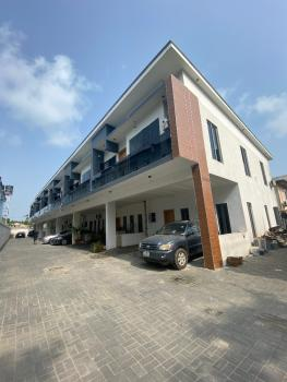 Well Built 4 Bedroom Terrace Duplex with Bq, By Lekki 2nd Toll Gate, Lekki, Lagos, Terraced Duplex for Rent