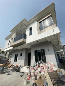 Newly Built 4 Bedroom Detached Duplex with B.q, Agungi, Lekki, Lagos, Detached Duplex for Sale