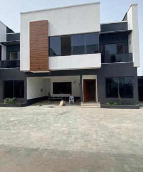 4 Bedroom Terrace Duplex with a Room Bq, Osapa, Lekki, Lagos, Terraced Duplex for Sale