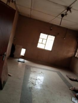 Decent 3 Bedroom with Private Staircase, Fola Agoro, Yaba, Lagos, Flat for Rent