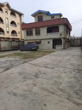 Solid 2 Flats with Penthouse, Jemtok Street, Avenue Bus Stop, Okota, Isolo, Lagos, Flat for Sale