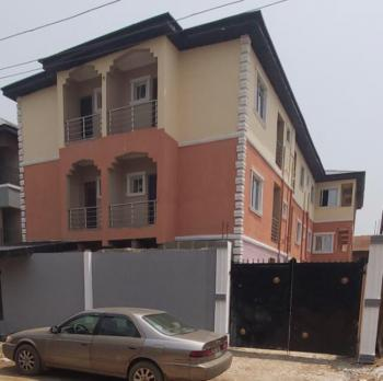Newly Built Room Self Contained with Pop and Screaded Walls, Off Bajulaye Market, Akoka, Yaba, Lagos, Self Contained (single Rooms) for Rent