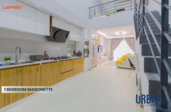 Luxury and Smart One Bedroom Maisonette, Ogombo, Ajah, Lagos, Terraced Duplex for Sale