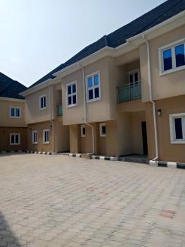Self Service 4 Bedroom Terrace Duplex, Illasan By World Oil, Ikate, Lekki, Lagos, Terraced Duplex for Rent