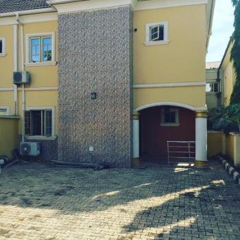 Tasteful and Excellent 4 Bedroom Duplex, Sunnyvale Estate, Dakwo, Abuja, Semi-detached Duplex for Rent