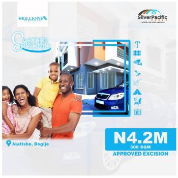 Affordable Land in Developing Area, Alatishe, Bogije, Ibeju Lekki, Lagos, Residential Land for Sale