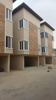 4 Bedroom Condo, Osapa London, Lekki, Lagos, Terraced Duplex for Rent