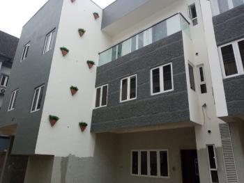 Luxury 4 Bedroom Terrance Duplex, Off Platinum Way, Ikate, Lekki, Lagos, Terraced Duplex for Sale