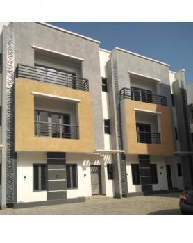Luxury 4 Bedroom Terrace Duplex with Bq in a Lovely Area, Mr Biggs, Jabi, Abuja, Terraced Duplex for Sale
