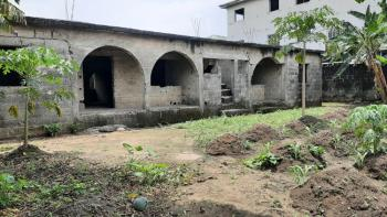 Two Plots of Land with an Uncompleted Block of Flat, Power Encounter, Rumuodara, Port Harcourt, Rivers, Residential Land for Sale