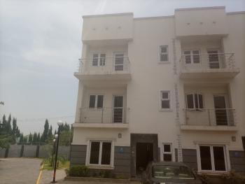 4 Bedroom Terrace Apartment with a Room Boys Quarters, House 1 Musa Dogonyaro Close, Brains and Hammers Estate, Kaura, Abuja, Terraced Duplex for Rent