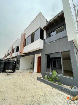 Luxury 4 Bedroom Terrace Duplex with Excellent Facility, Osapa, Lekki, Lagos, Terraced Duplex for Sale