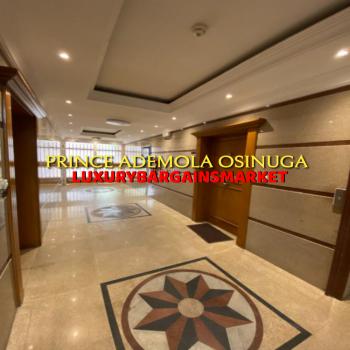 Premium 3 Bedroom Apartment + Bq + Tennis Court + Gym + Pool Etc, Central Ikoyi, Ikoyi, Lagos, Flat for Rent