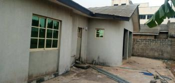 Spectacular 3 Bedroom Bungalow Set Back  with 4 Shops, Ipaja, Ayobo, Lagos, Detached Bungalow for Sale