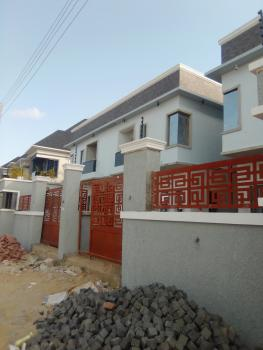 4bedroom Semi Detached Duplex with Spacious Rooms, in a Well Secured Estate,adoh Road, Ajah, Lagos, Semi-detached Duplex for Sale