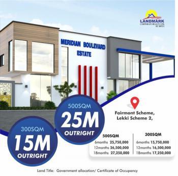 Affordable Land, Meridian Boulevard By Abraham Adesanya Way, Okun-ajah, Ajah, Lagos, Residential Land for Sale
